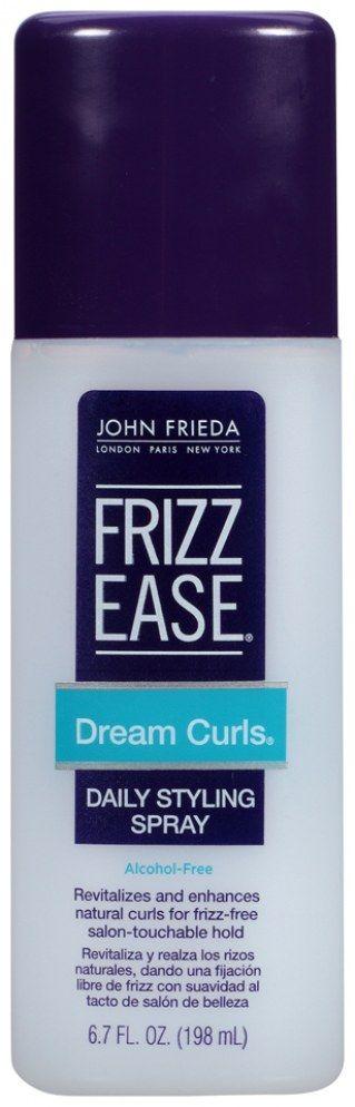 Spray modelador de cachos, John Frieda, R$ 100
