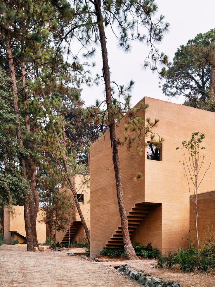 Gallery Of Entrepinos Housing Taller Hector Barroso 2 Architecture Weekend House Architecture Design