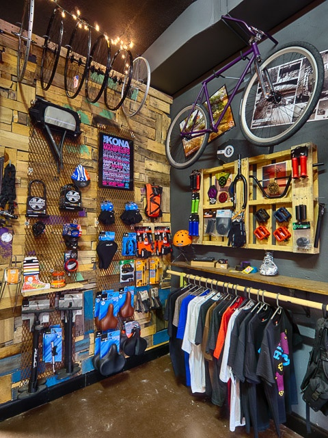 the path bicycles & ride shop