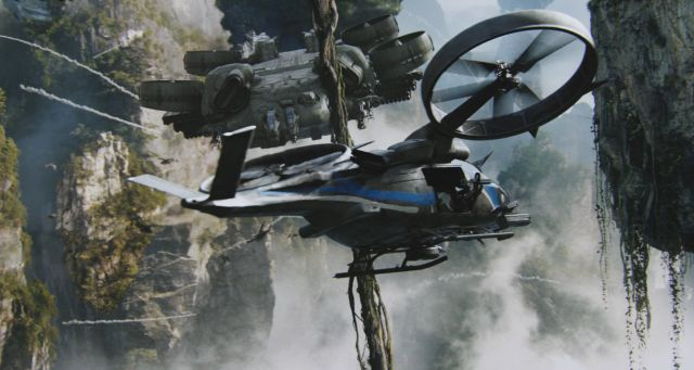 The Best and Worst Sci-Fi War Films: Avatar (2009)