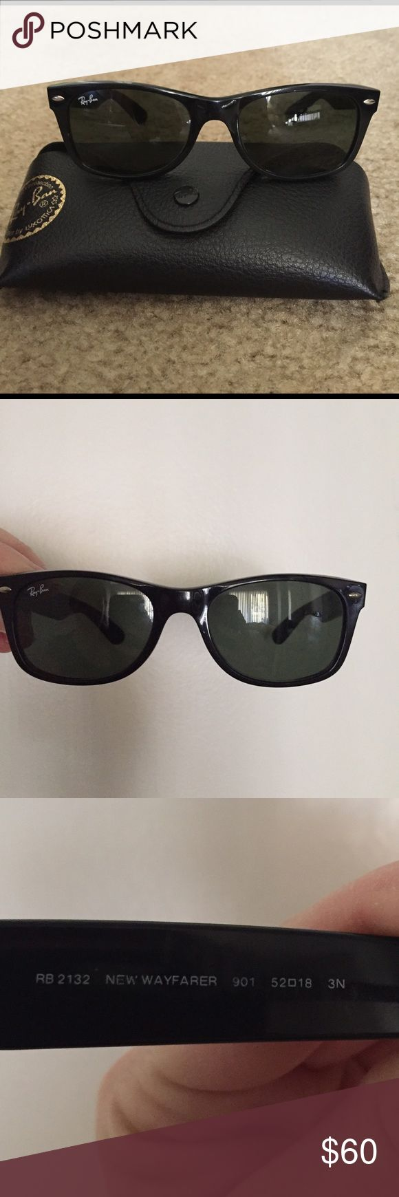do ray ban sunglasses come with a case  ray ban wayfarer sunglasses