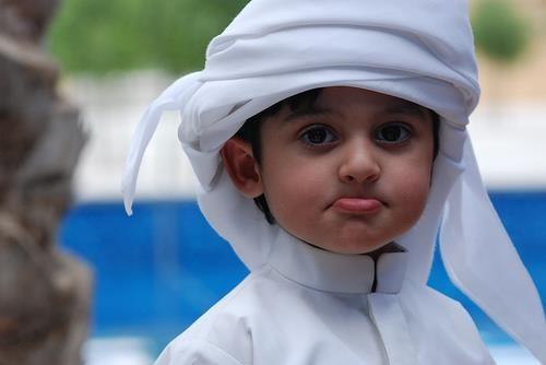 cute boy =D mashallah