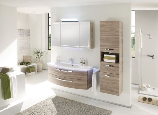 1000+ ideas about badezimmer eiche on pinterest | ikea, Badezimmer