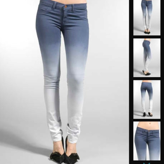 Ombré jeans- J. Brand. NEED!