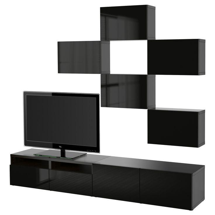 Die besten 25+ Tv möbel kombination Ideen auf Pinterest - wohnzimmer tv m bel