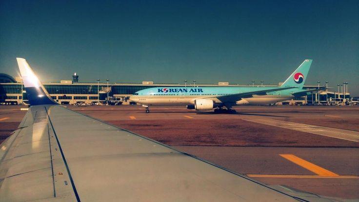 Incheon International Airport ~ Incheon, South Korea