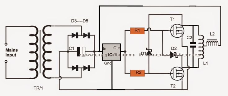 in this post we learn 2 easy to build induction heater circuits which work with high frequency