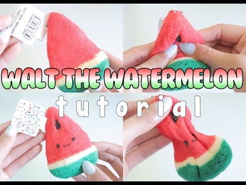 Diy Pill Squishy : 44 best Homemade squishies images on Pinterest Tutorials, DIY and Candy