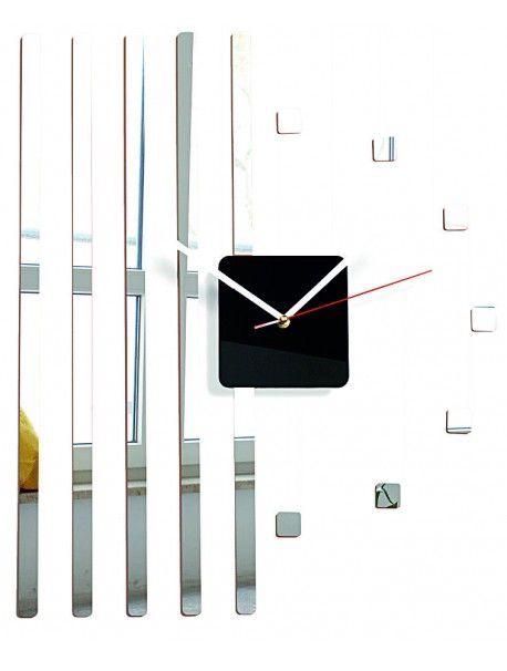 Plastové Nástenné hodiny zrkadlové silver, Rozmer 58 x 45 cm  Kód: FL-z10b-MIRROR-SILVER  Stav: Nový produkt  Dostupnosť: Skladom  Prišiel čas na zmenu ! Dekoračné hodinky oživia každý interiér, zvýraznia šarm a štýl Vášho priestoru . Zútulni si svoje bývanie s novými hodinami. Nástenné hodiny z plexiskla sú nádhernou dekoráciou Vášho interiéru.