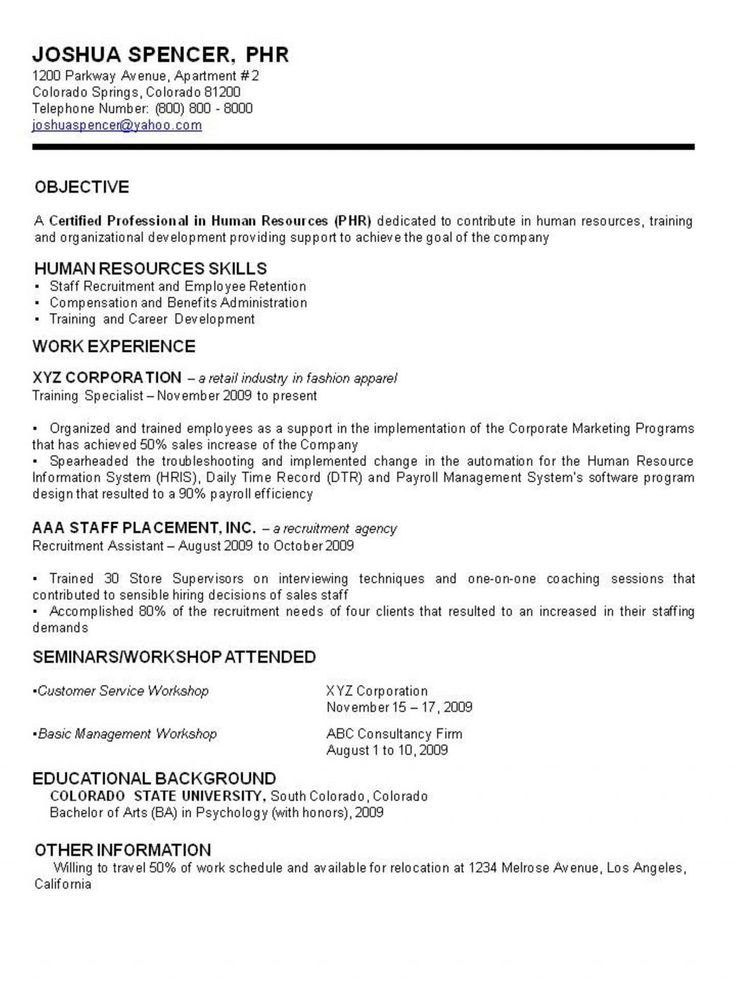 7 best Work images on Pinterest Resume examples, Resume format - stay at home mom resume template