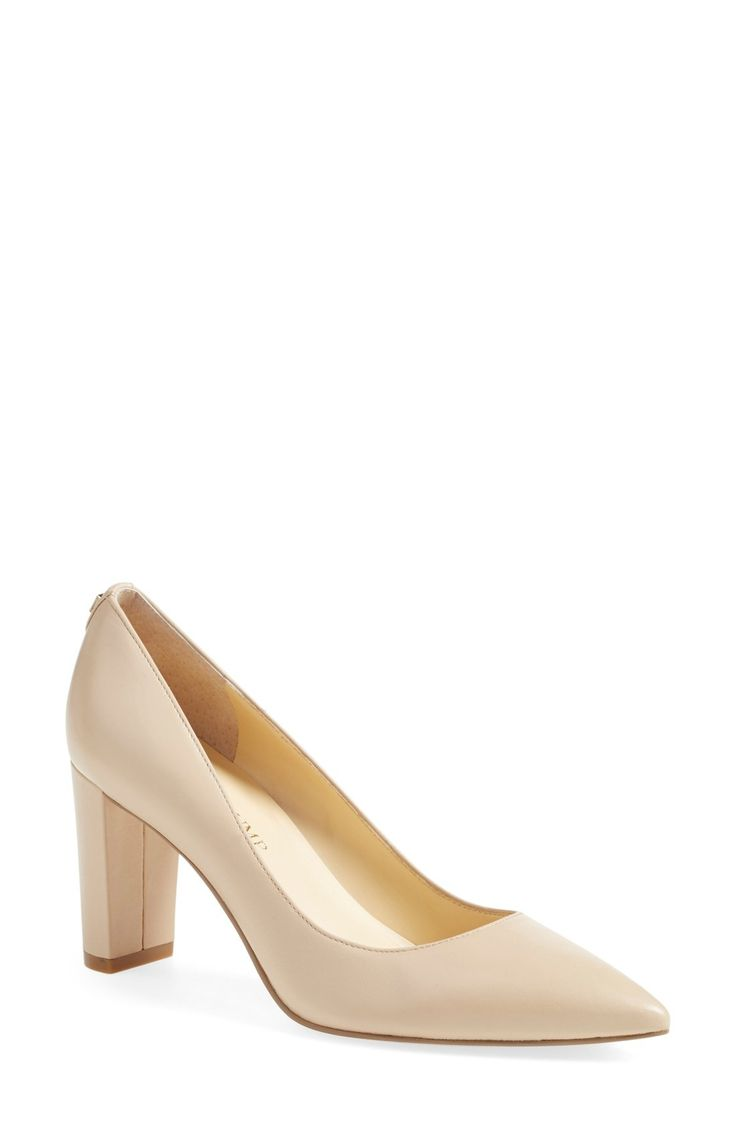 'Lysa' Pointy Toe Pump (Women). Ivanka TrumpPumpTo. '