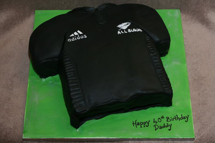 https://flic.kr/p/C7Lk6K   All Blacks rugby shirt cake                                                                                                                                                      More