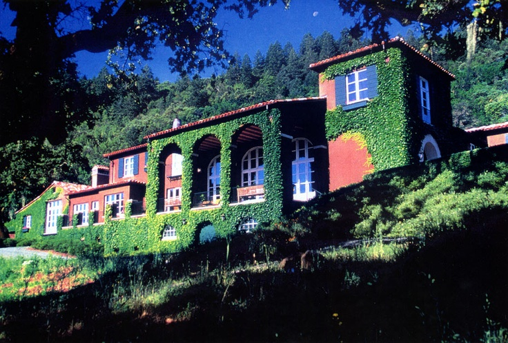 Parent Trap House Napa Valley Homes Pinterest Language Parent Trap And Vineyard
