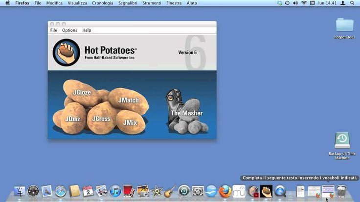 Introduzione a Hot Potatoes™ - come costruire quiz