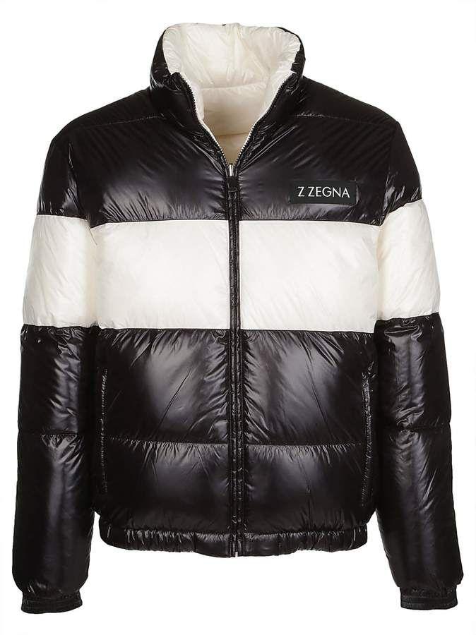 95790e39 Ermenegildo Zegna Reversible Down Jacket | Products | Jackets ...