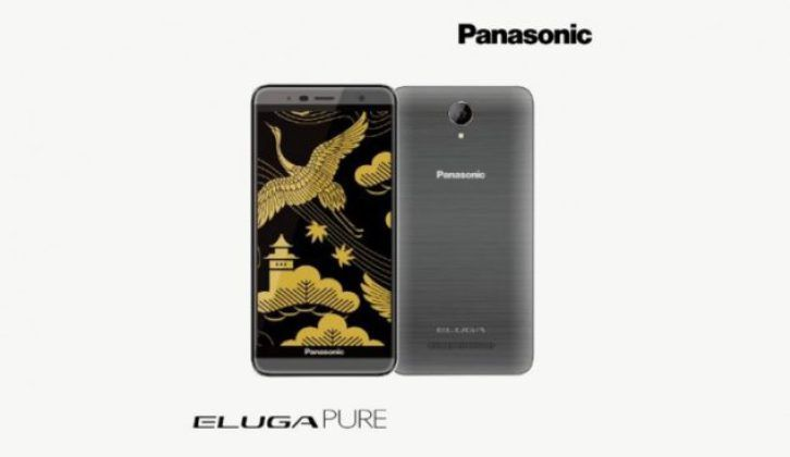 Panasonic Eluga Pure smartphone with 13 MP rear camera launched