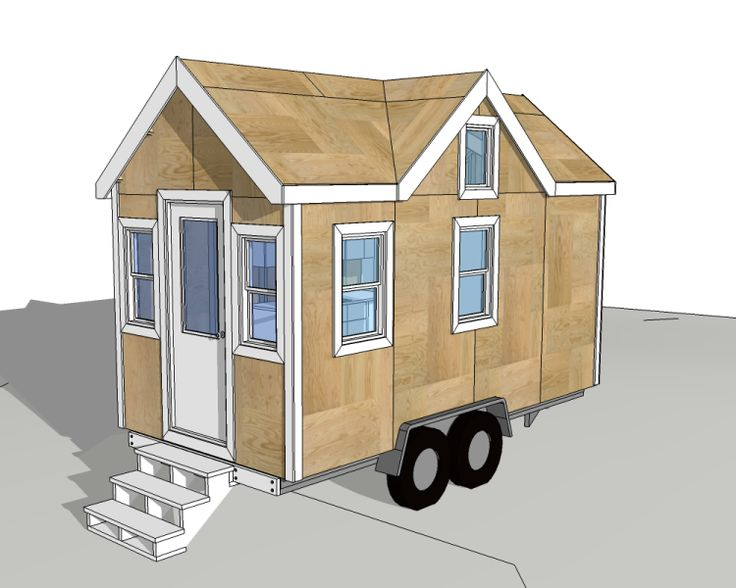 1000 ideas about tiny home trailer on pinterest for How to build your own tiny house on wheels
