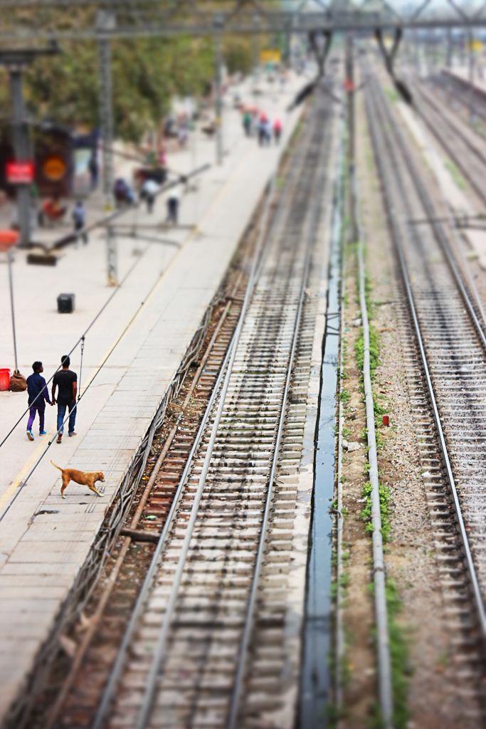 miniature series; photography