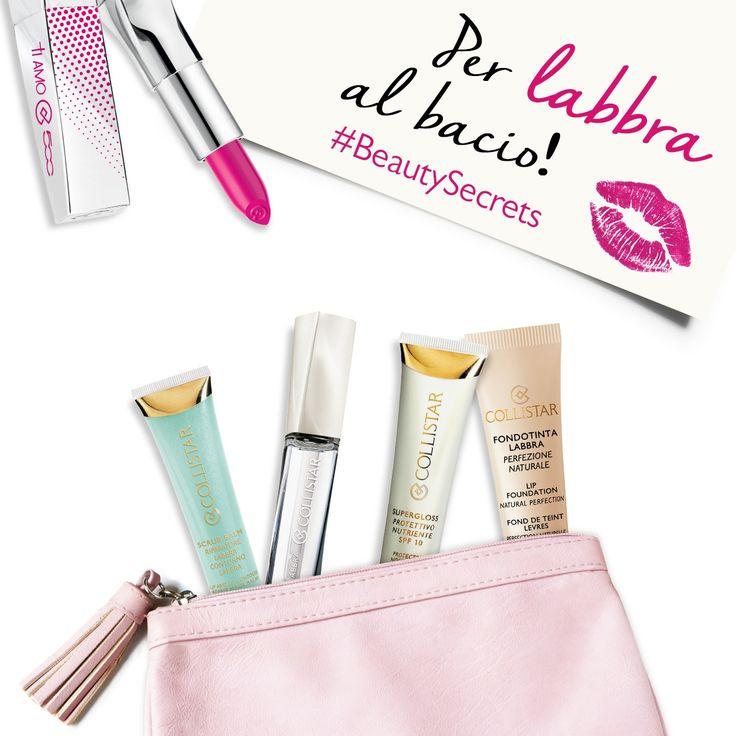 Tutte noi desideriamo labbra sempre morbide, curate e...irresistibili! Il segreto è semplice, seguire una routine di bellezza dedicata, dallo scrub al tocco finale: il rossetto! Ecco la nostra!