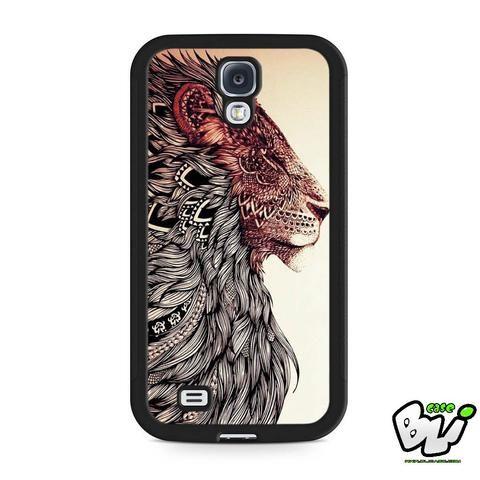 Aztec Lion Samsung Galaxy S4 Case