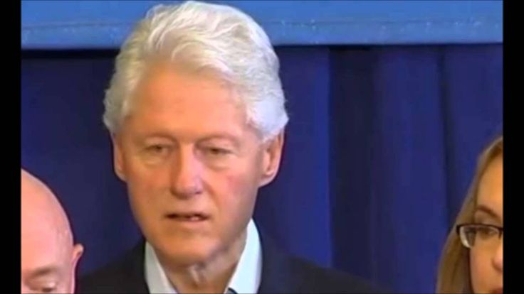 HUGE REVEAL! Bill Clinton Sickness Finally Revealed Obviously, This Fami...