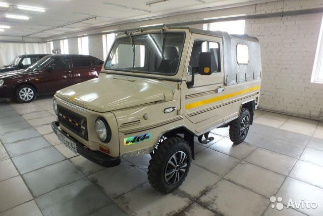 ЛуАЗ 969, 1993 купить в Самарской области на Avito — Объявления на сайте Avito