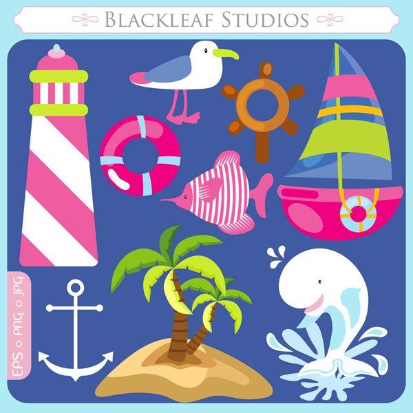 Nautical Fun Clipart