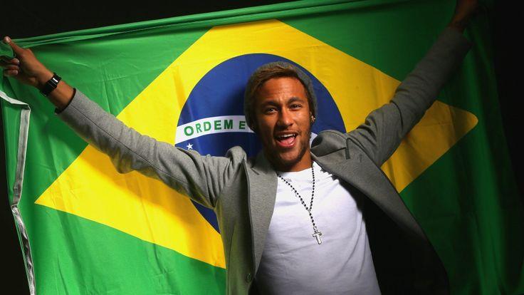 #Neymar#brazil#worldcup2014