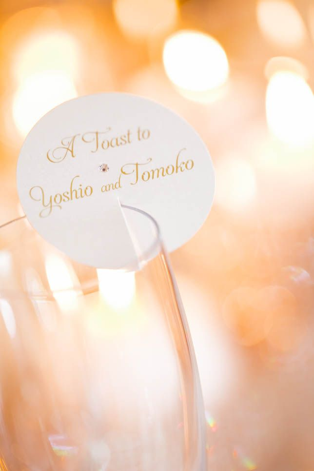 wedding Item drink #Wedding #TRUNK #OneHeart #drink