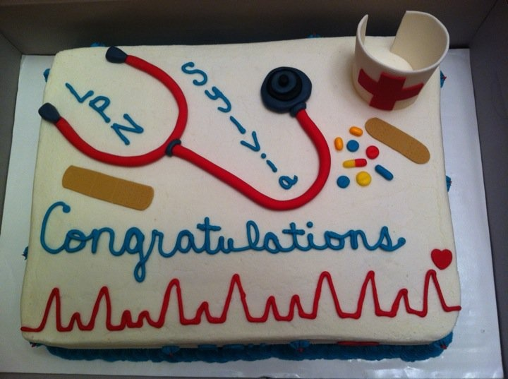 Cake Decorating Ideas For Nurses : 17 Best images about Party Ideas on Pinterest Crafts ...