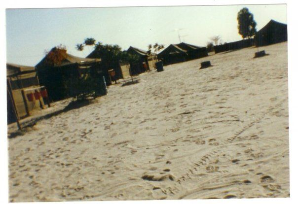 Fire Force base Ondangwa