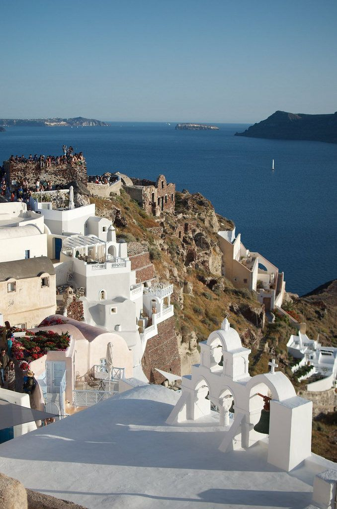 It's impossible to take a bad photo in Oia! http://apairandasparediy.com/2015/06/a-quick-guide-to-santorini.html