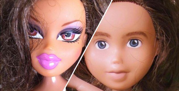 Tree Change Dolls: Bratz dolls going for a 'Makeunder'