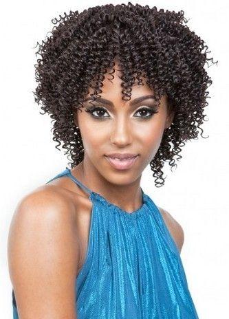 20 best synthetic hair weaves images on pinterest hair style isis badu short plus 100 human hair style mix cork screw 3pcs pmusecretfo Choice Image