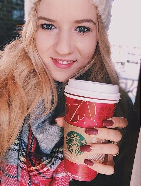 Starbucks Photo Creds to Meghan Rosette
