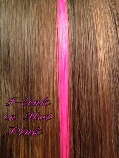 13 best seamless tape hair extensions images on pinterest tape i links are an easy way to add just alot or a few colors this picture is hot pink in i links but this color can come in tape hair extensions reusable and pmusecretfo Image collections