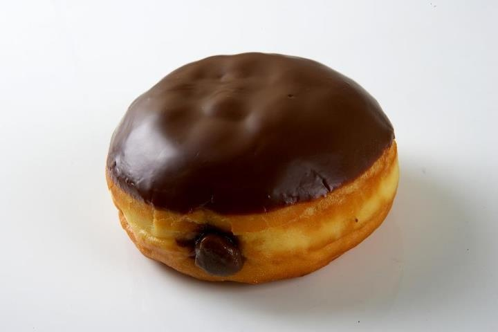 Chocolate Cream Filled Donut | Food I Love | Pinterest