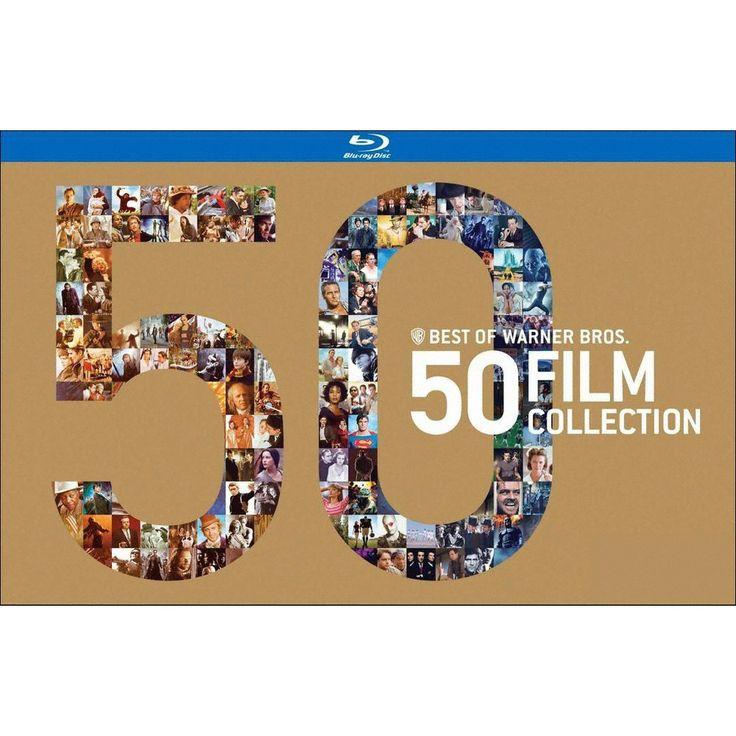 Best Of Warner Bros.: 50 Film Collection (52 Discs) (Blu