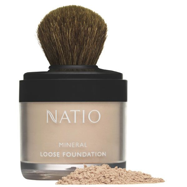 Natio Mineral Loose Beige Sand - from Myers and selected pharmacies