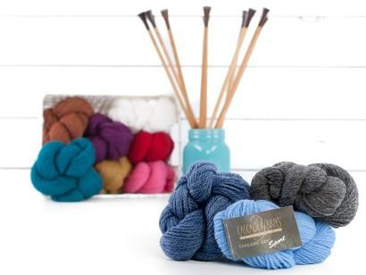 Made from Peruvian highland wool, Cascade 220 Sport is extra soft and lofty…