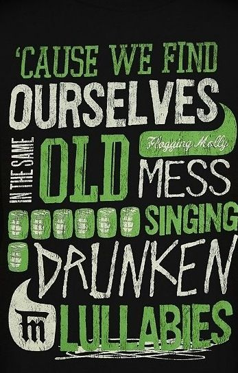 Flogging Molly. Drunken Lullabies.