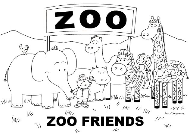 Coloring pages great for Nursery, Pre-K, or Kindergarten students ...