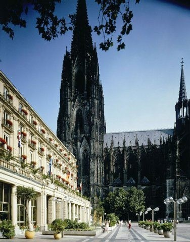 Dom Hotel/Cologne