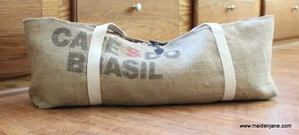 278 Best Coffee Sack Ideas Images On Pinterest Coffee