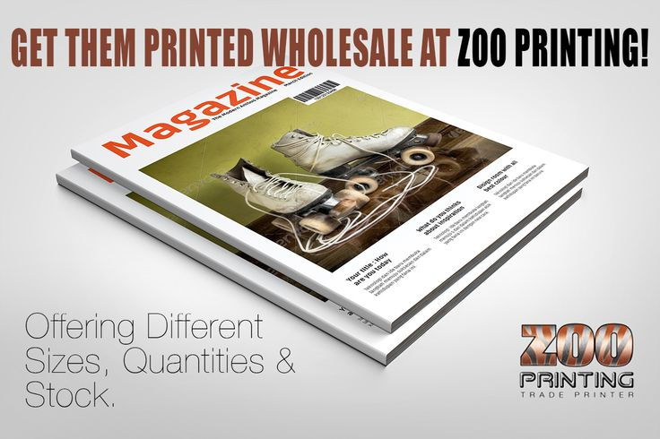 """Spread the Word! Our wholesale prices and top of the line quality may earn you some great profits!  """"Seamless Online Print Ordering & Delivery from Wholesaler to Customer"""" #Printers #PrintBrokers #GraphicDesigners #PrintResellers #WholesalePrinting #TradePrinter #Printer4Printers #ZooPrinting"""