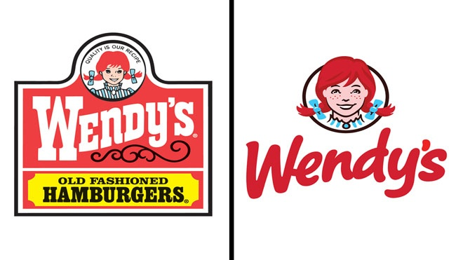 Wendy's logo gets first makeover since 1983