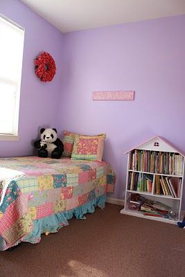 a diy for glitter wall paint - the one i'd been seeing is for some pre-done thing to order :\