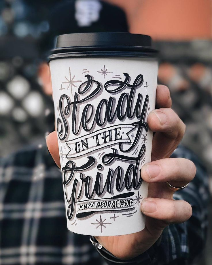 Fantastic lettering by @kuyageorge - #typegang - free fonts at typegang.com | typegang.com #typegang #typography