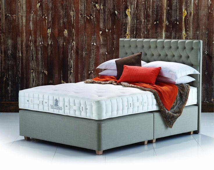 Hypnos Luxury No Turn Supreme Small Single Bed for £809.00
