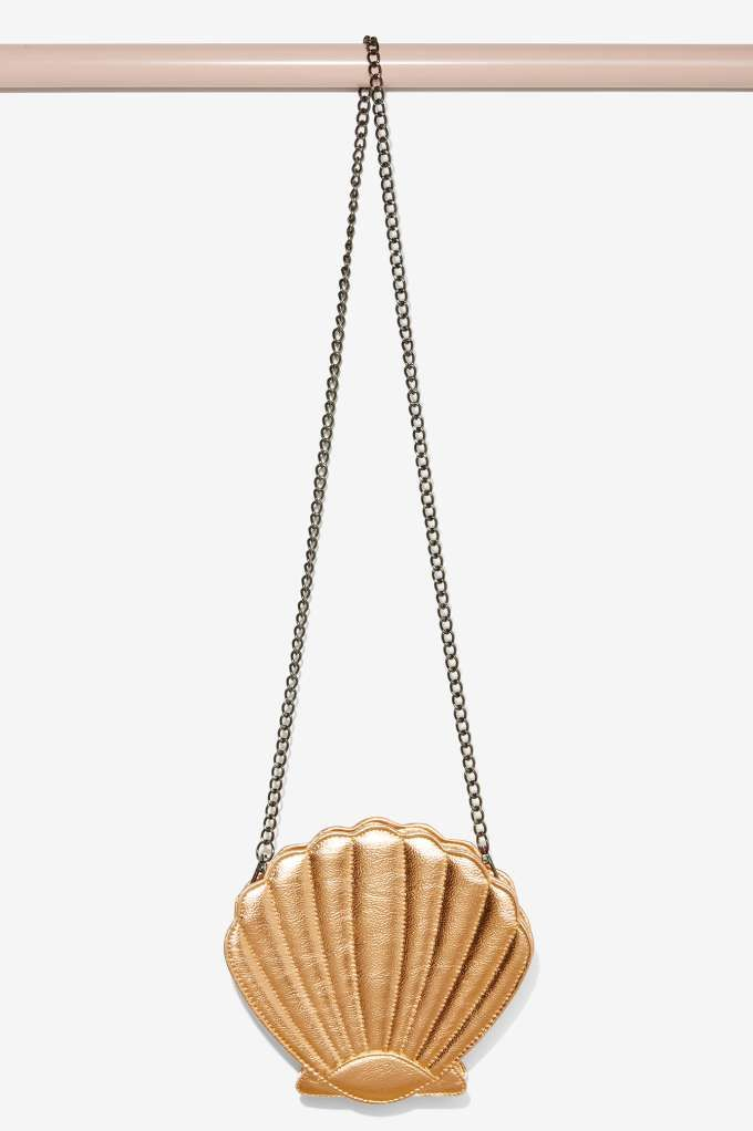 bolsa concha sereia sereismo The World is Your Crossbody Bag - Accessories | Bags + Backpacks | Accessories | Party Shop